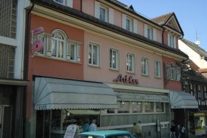 Hotel Café Adler - Gremmelsbach