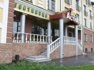 Отель Астра, Белово