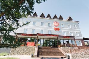 Отель Chalama