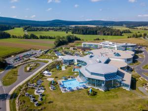 4 hvězdičkový hotel Siebenquell® GesundZeitResort Weißenstadt Německo