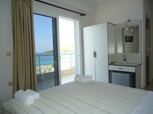 Rondos Hotel, Hotels  Himare - big - 22