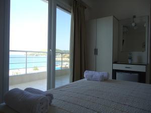 Rondos Hotel, Hotels  Himare - big - 2