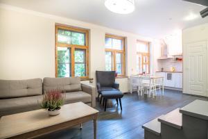 Dream Stay - Bright 2-Bedroom 2-Floor Old Town Apartment, Apartmanok  Tallinn - big - 5