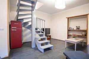 Dream Stay - Bright 2-Bedroom 2-Floor Old Town Apartment, Apartmanok  Tallinn - big - 9