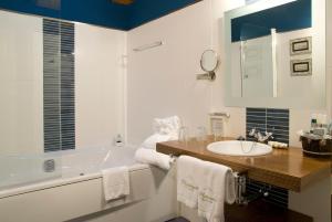 Pleamar, Hotels  Puerto de Vega - big - 11