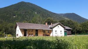 Chata Ferienhaus Bahnhof Grosshollenstein Hollenstein an der Ybbs Rakousko