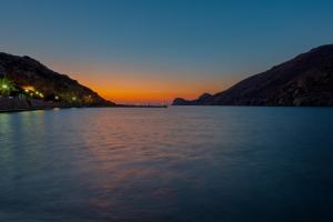 Dolphin Bay Family Beach Resort Syros Grece