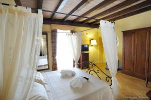 Camera Matrimoniale Deluxe con Balcone e Accesso Spa