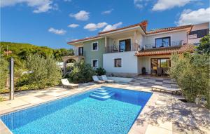 Awesome home in Kostrena w/ Outdoor swimming pool and 3 Bedrooms