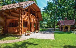 Holiday Home Moravske Toplice with a Sauna 01