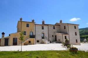 Agriturismo Antico Muro, Farm stays  Sassoferrato - big - 8