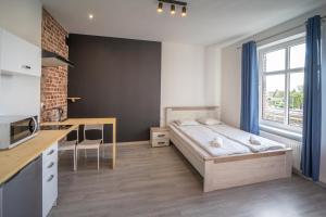 Black White Vision Apartment Centrum