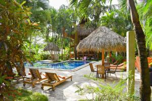 Fuego Lodge, Hotely  Pláž Santa Teresa - big - 16