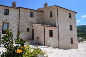 Agriturismo Antico Muro, Farm stays  Sassoferrato - big - 13
