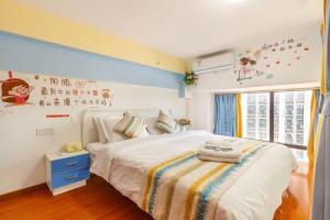 Coastline International Apartment, Apartments  Guangzhou - big - 4