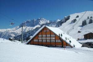 Accommodation in Les Crosets