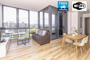 Luxury modern apartment in Southport with hotel facilities