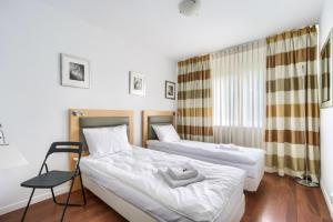 Zamiany Rooms, metro Ursynow by 404 Rooms & Apartments