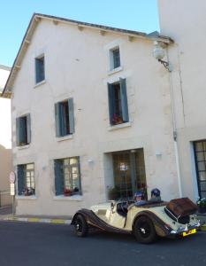 Le Logis B&B (Bed & Breakfast) - Angles-sur-l'Anglin