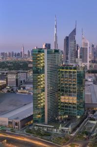Jumeirah Living World Trade Centre Residence, Suites and Hotel Apartments - Dubai