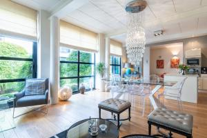 obrázek - Europea Rooftop Duplex Residence - Brussels Uccle