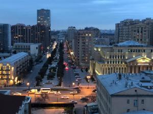 Halal MTK, Apartments  Baku - big - 27
