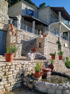 Stone Maisonettes Achaia Greece
