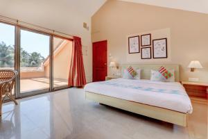 Casa Amarilla 1BR Stay in Panjim Goa, Apartmány  Marmagao - big - 32