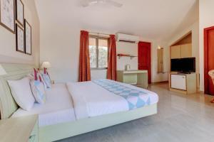 Casa Amarilla 1BR Stay in Panjim Goa, Apartmány  Marmagao - big - 33