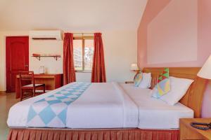 Casa Amarilla 1BR Stay in Panjim Goa, Apartmány  Marmagao - big - 35