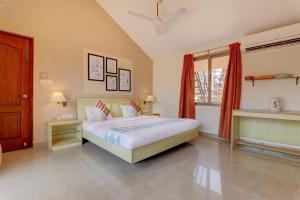 Casa Amarilla 1BR Stay in Panjim Goa, Apartmány  Marmagao - big - 38