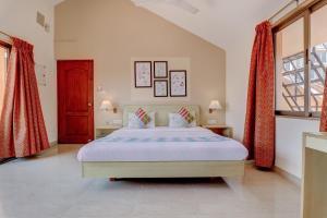 Casa Amarilla 1BR Stay in Panjim Goa, Apartmány  Marmagao - big - 41