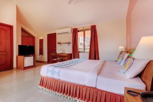 Casa Amarilla 1BR Stay in Panjim Goa, Apartmány  Marmagao - big - 42