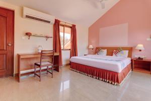 Casa Amarilla 1BR Stay in Panjim Goa, Apartmány  Marmagao - big - 44