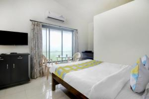 Home Elegant StudioSouth Goa, Апартаменты/квартиры  Marmagao - big - 10