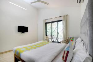 Home Elegant StudioSouth Goa, Апартаменты/квартиры  Marmagao - big - 8