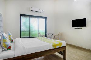 Home Elegant StudioSouth Goa, Апартаменты/квартиры  Marmagao - big - 6