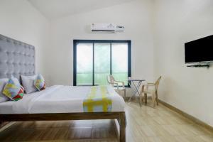 Home Elegant StudioSouth Goa, Апартаменты/квартиры  Marmagao - big - 14