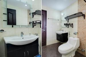 Compact Home Studio near White Town, Pondicherry, Apartmány  Marmagao - big - 26