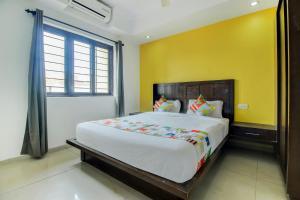Compact Home Studio near White Town, Pondicherry, Appartamenti  Marmagao - big - 22