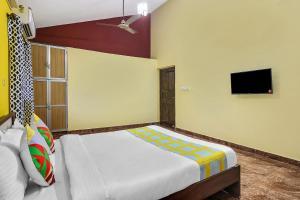 Spacious 1BR Retreat, Goa, Apartments  Marmagao - big - 19