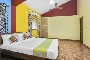 Spacious 1BR Retreat, Goa, Apartments  Marmagao - big - 20