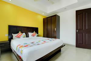 Compact Home Studio near White Town, Pondicherry, Appartamenti  Marmagao - big - 24