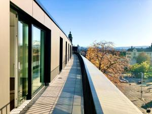 SKYLINE Rooftop Apartments Basel - Hotel