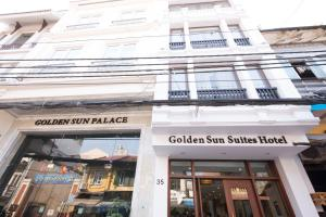 Golden Sun Suites Hotel, Hotely  Hanoj - big - 14