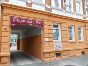 Hotel & Pension Plagwitzer Hof - Lindenau