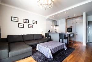 Giełdowa Deluxe Apartment