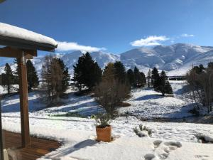 Accommodation in Burkes Pass