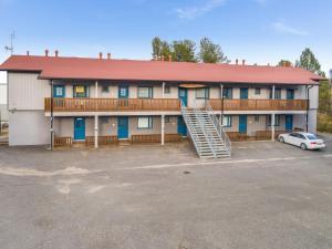 Holiday Home Hil-lak-ka 4 - Hotel - Äkäslompolo