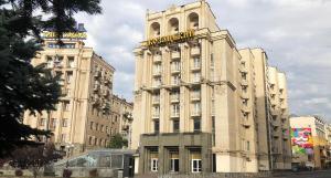 Отель Казацкий, Киев